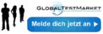 Mit Globaltestmarket geld verdienen in dem man an bezahlte Umfragen teilnimmt