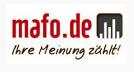 Bei mafo.de gratis an bezahlte Umfragen teilnehmen und tolle Prämien gewinnen.